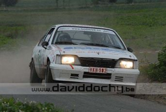 IEPER HISTORIC RALLY 2008