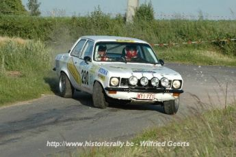 IEPER HISTORIC RALLY  2009