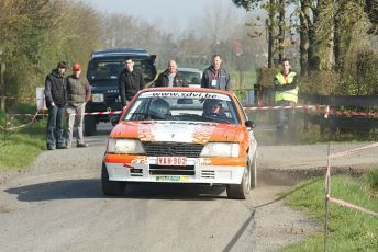 TAC RALLY TIELT 2010
