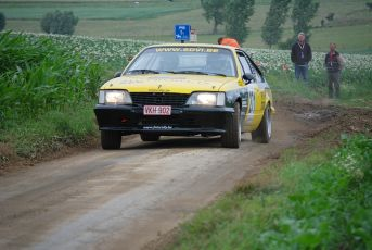 Ieper Rally Historic 2011