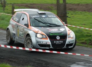 Tac Rally Tielt 2012
