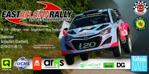 East Belgian Rally 2014