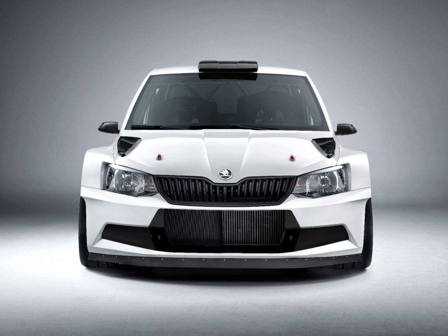 Car To Go >> Skoda Fabia R5 - www.godrive.be