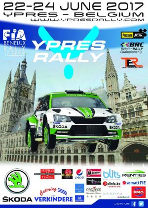 Ypres Rally 2017