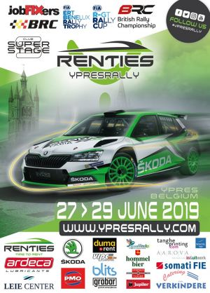 Renties Ypres Rally - 2019